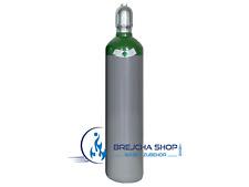Gasflasche 20 Liter ARGON 4.6 Schweißgas WIG  MIG-MAG Schutzgas