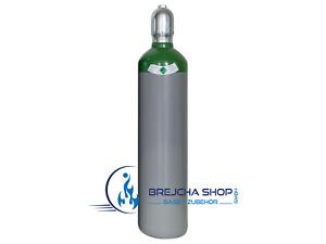 20 Liter ARGON Gasflasche 4.6 Schweißgas WIG  MIG-MAG Schutzgas