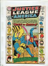 Justice League Of America #38 (8.0) Crisis On Earth-A! 1965