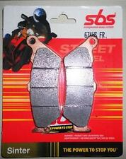 Juego pastillas de freno delanteras HONDA CB 500 S (98-03) sinterizadas