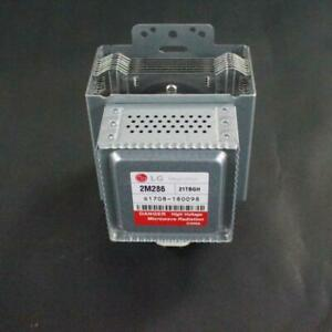 Genuine New LG Microwave Magnetron Part No. EAS61382907 / 2M286 21TBGH - EXPRESS