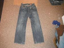 "Jack & Jones Lido Jeans Waist 30"" Leg 30"" Faded Dark Blue Mens Jeans"