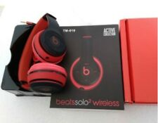 BRAND NEW BEATS BY DR. DRE SOLO 2 HEADPHONE HD WIRELESS BLUETOOTH HEADPHONES