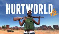 Hurtworld Steam Key (PC/MAC) - REGION FREE/WORLDWIDE
