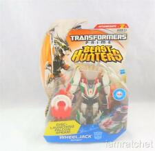 Transformers Prime Beast Hunters Deluxe Class Wheeljack MOSC Sealed