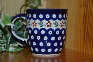 Bunzlauer Keramik Becher/ Tasse Dek.167 A (neu)
