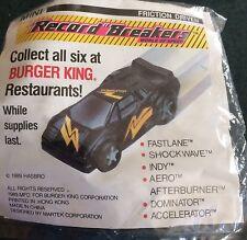 Vintage Dominator Black Car From Burger King