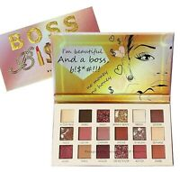 Italia Deluxe BOSS Eyeshadow Palette *AUTHENTIC* NEW, Ship from US