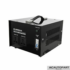 Step Up and Down 2000W Heavy Duty Voltage Transformer 110V to/from 220V