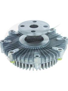 Tru-Flow Fan Clutch Mitsubishi L200 L300 Starwagon 2.0L 2.4L 4G62 4G63 (TFC125)