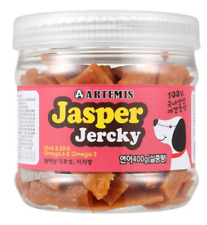 Dog Food Artemis Jasper Jurcky Salmon 400g premium Korea Dog snack