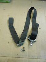 77-85 Mercedes W123 Sedan Rear Center Seat Belt Assembly 1238603986