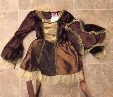 Miss Princess PIRATE GIRL Pirates of  ~ Dress-Up Costume ~ Girls  3-4 ~ NEW
