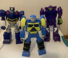 Transformers lot of 3 Hasbro 2014 action figures