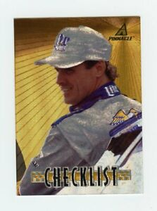 Rusty Wallace 1997 Pinnacle Trophy Collection Dufex Foil Parallel Insert #96 CL