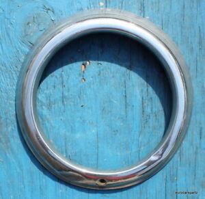 Mercedes  190sl 300sl  Headlight Trim Ring  121 198 USA - #33167 BOSCH
