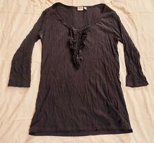 Esprit Damenblusen, - tops & -shirts mit Rundhals-Ausschnitt für L