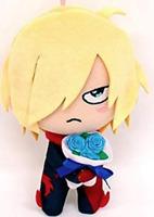 Yuri !!! on ICE D Award Plisetsky Plush doll Stuffed Toy FURYU JAPAN