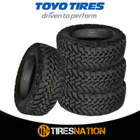 (4) New Toyo Open Country M/T 35X12.50R18 Tires