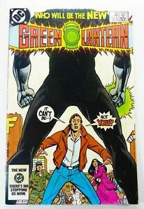 DC GREEN LANTERN (1984) #182 JOHN STEWART Key VG (4.0) Ships FREE!