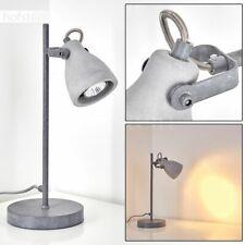 Retro industrial Nacht Schreib Tisch Leuchte Wohn Schlaf Raum Lampe verstellbar