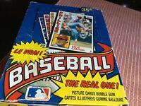 1984 OPC BASEBALL WAX BOX MATTINGLY STRAWBERRY PSA 10 ?