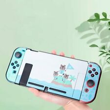 Cute Protective Skin Animal Crossing Case Cover For Nintendo Switch Accessories