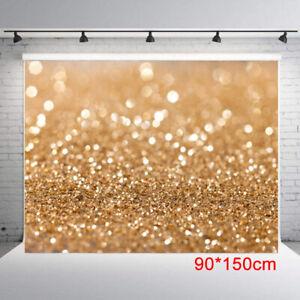 Glitter Photography Background Vinyl Cloth Photo Backdrop Prop Star Halo SUP
