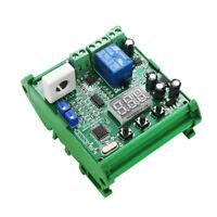DC 0-50A Current Detection Sensor Module Circuit Protection w/Base 3.5inch