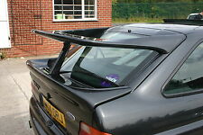 Ford Escort Cosworth Rear Boot Upper Spoiler/Trunk Wing - Unpainted - Brand New!