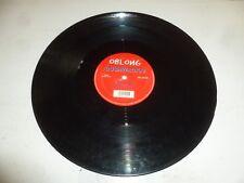 "BUSHWACKA! - Oblong - UK 2-track 12"" Vinyl Single"