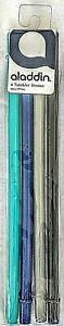 Aladdin 4 Pack Smoothie Sized Reusable Plastic Tumbler Straws Multicolor