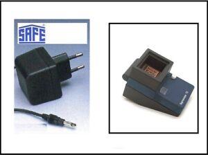 1 x SAFE 9876 Adapter 220 Volt Für SAFE 9875 Signoscope T2