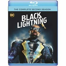 Black Lightning: The Complete Second Season [New Blu-ray]
