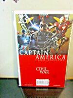 Captain America #23 Civil War Iron Man Winter Soldier Marvel Comics 2006 BAGGED