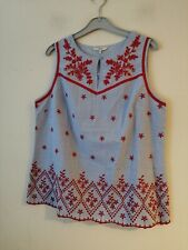 Next Ladies Top, Size 16, Pit To Pit 21, Length 26 Inch