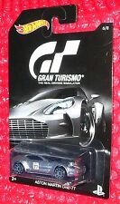 Hot Wheels GRAN TURISMO ASTON MARTIN ONE-77 #6 DJL18-0910