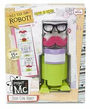 Project Mc2 Build A Robot - NEW & SEALED!