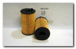 Wesfil Oil Filter for Ford Territory 2.7L V6 TD 2011-on WCO107 R2662P