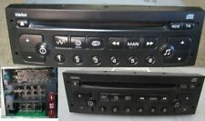 Clarion Autoradio originale CD CITROEN c2 c3 BERLINGO PARTNER PEUGEOT 206 307