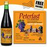 Personalised Buckfast Tonic Wine Label - Birthdays Parties Wedding Christmas