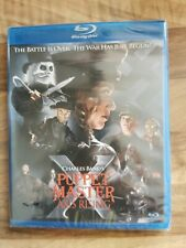 Puppet Master X: Axis Rising (2012, REGION A Blu-ray New)