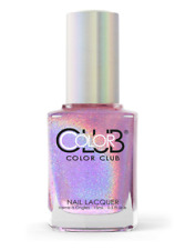 Color Club Halo Halo-graphic 978 Holographic Glitter Nail Varnish 15ml Bottle