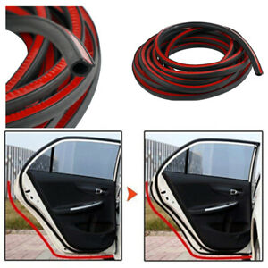 Car Door Window 8M Seal Strip for Volvo 240 XC90 XC40 S40 C70 740 P 2200 P 1800