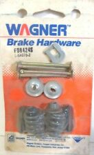 Brake Shoes Hold Down Kit Rear Wagner F98424S fits Ford Mercury