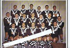 PICTURE OF 1968 WESTERN SUBURBS MAGPIES  RUGBY LEAGUE SIDE