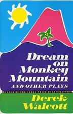Dream on Monkey Mountain and Other Plays by Derek Walcott (1971, Paperback)
