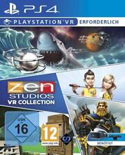 Zen Studios - VR Collection PS 4 mehre Spiele wie Mini Golf Pinball usw. NEUw.