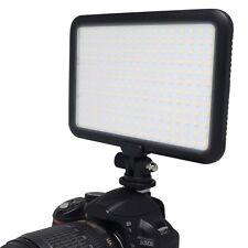 Mcopus LED Video Light TTV204 Bi-Color for Canon Nikon Sony Panasonic Olympus