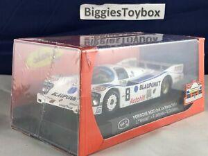 Auction 27 of 29 FASST NOS SLOT.IT Porsche 962C 88 Le Mans Ref: SICA03A Slot Car